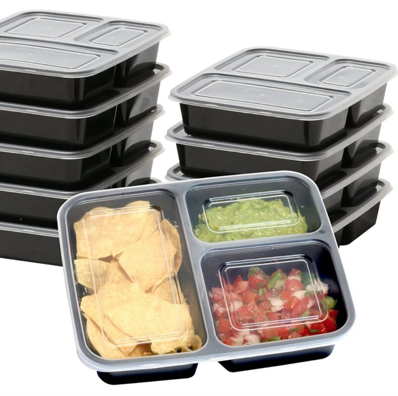 Takeaway Plastic Container Manufacturer